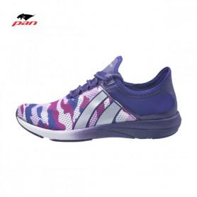 PA3960 รองเท้าวิ่ง Pan ACTIVE LIFE 2-ม่วง/ลาย