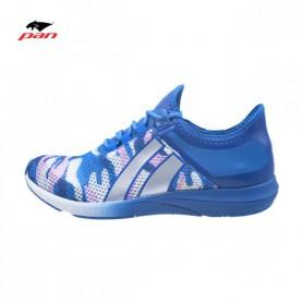 PA3961 รองเท้าวิ่ง Pan ACTIVE LIFE 2-น้ำเงิน/ลาย