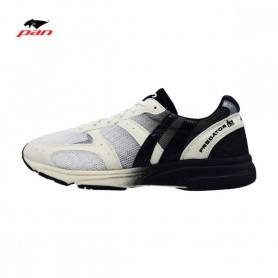PA3967 รองเท้าวิ่ง Pan PREDATOR ACE-สีขาว/ดำ