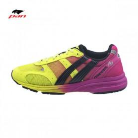 PA3969 รองเท้าวิ่ง Pan PREDATOR ACE-สีเขียว/ชมพู