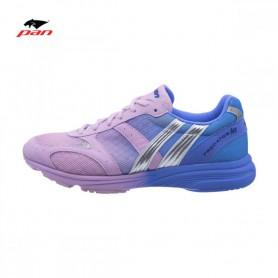PA3970 รองเท้าวิ่ง Pan PREDATOR ACE-สีม่วง/ฟ้า