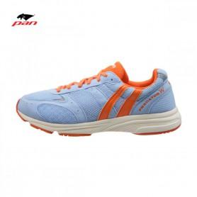 PA3976 รองเท้าวิ่ง Pan PREDATOR-สีฟ้า/ส้ม