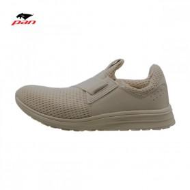 PA3983 รองเท้าวิ่ง Pan VEGAN WOMEN-สีน้ำตาล