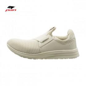 PA3984 รองเท้าวิ่ง Pan VEGAN WOMEN-สีครีม