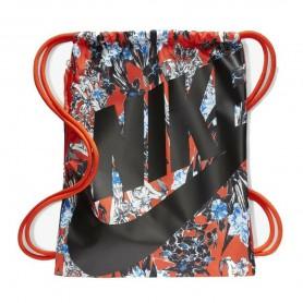 N4027 กระเป๋า Nike Heritage Ultra Femme-Team Orange/Black