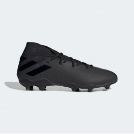 A4033 รองเท้าฟุตบอล รองเท้าสตั๊ด ADIDAS Nemeziz 19.3 FG -Core Black/Utility Black