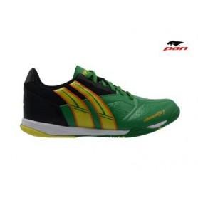PA0049 รองเท้าฟุตซอล Pan VIGOR 7.1 M - Green/Black (ตัวรอง)