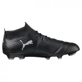 P0501 รองเท้าฟุตบอล รองเท้าสตั๊ด PUMA ONE 17.1 FG - Black