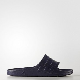 A0504 รองเท้า Adidas Duramo Slides-Navy