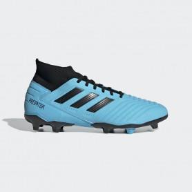 A4161 รองเท้าฟุตบอล รองเท้าสตั๊ด ADIDAS Predator 19.3 FG-Bright Cyan/Core Black/Solar Yellow