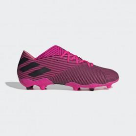 A4172 รองเท้าฟุตบอล รองเท้าสตั๊ด ADIDAS Nemeziz 19.2 FG -Shock Pink/Core Black/Shock Pink