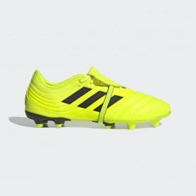 A4181 รองเท้าฟุตบอล รองเท้าสตั๊ด ADIDAS Copa Gloro 19.2 FG-Solar Yellow/Core Black/Solar Yellow