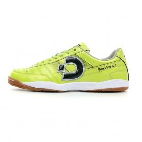 D0529 รองเท้าฟุตซอล Desporte Boa Vista KI2 -สีเขียว