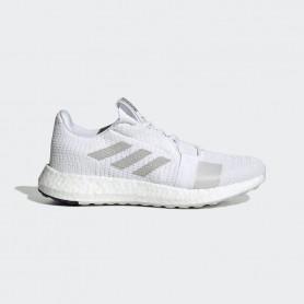 A4324 Women Running adidas Senseboost Go-Core Black/Grey/Cloud White