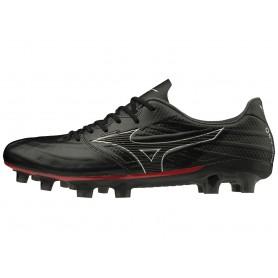 M4348 รองเท้าสตั๊ด รองเท้าฟุตบอล MIZUNO REBULA III ELITE-Black