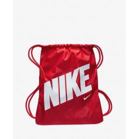 N4351 กระเป๋ายิมสำหรับเด็ก Nike Graphic -Habanero red/Black/Blue