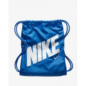 N4352 กระเป๋ายิมสำหรับเด็ก Nike Graphic -Game Royal/Game Royal/White