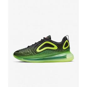 N4365 Men's Running Shoe Nike Air Max 720-White/Aurora/Bright Violet/Black