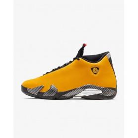 N4367 Men's Running Shoe Air Jordan 14 Retro SE-University Gold/University Red/Metallic Silver/Black
