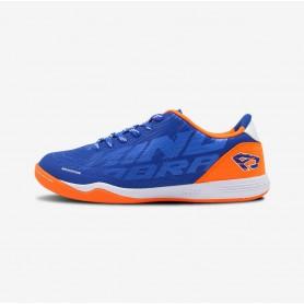 B4378 รองเท้าฟุตซอล Breaker King Cobra/ Blue