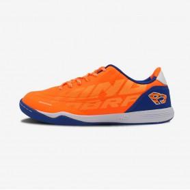 B4379 รองเท้าฟุตซอล Breaker King Cobra/ Orange