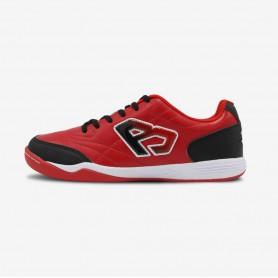 B4385 รองเท้าฟุตซอล Breaker Real/ สีแดง