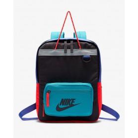 N4397 Kids' Backpack Nike Tanjun-Thunder Grey/Teal Nebula/Thunder Grey