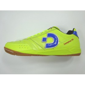 D0540 รองเท้าฟุตซอล Desporte CAMPINAS JPⅤ-สีเหลือง