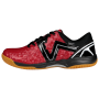 W0542 รองเท้าฟุตซอล Warix Maximum Speedy - สีแดง/ดำ
