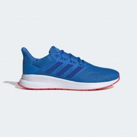 A4446 adidas Runfalcon-True Blue/Collegiate Royal/Shock Red