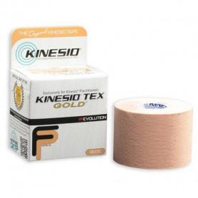 "K0548 ผ้าเทป Kinesio Tex Gold FP – 2"" Beige 5 M. (รุ่นยกผิวแบบพิเศษ)"