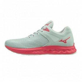 M4470 Men Running Mizuno Wave Polaris SP-Gray/Pink