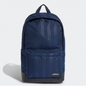 A4487 Adidas Classic 3-Stripes Backpack-Collegiate Navy