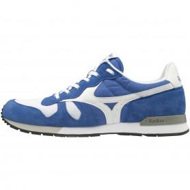 M4489 รองเท้า Sneaker MIZUNO ML87-Blue/White