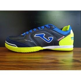 J4505 รองเท้าฟุตซอล Joma Top Flex IN-NAVY BLUE