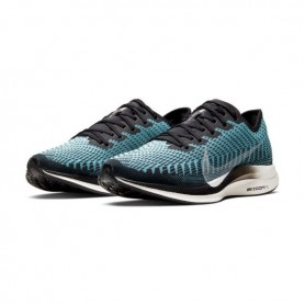 N4545 รองเท้าวิ่ง Nike Zoom Pegasus Turbo 2-BLACK/PHANTOM-PUMICE-AURORA GREEN