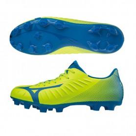 M4573 รองเท้าสตั๊ด รองเท้าฟุตบอล MIZUNO REBULA 3 SELECT-Safety Yellow/ Directoire Blue