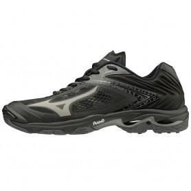 M4575 volleyball shoes Mizuno WAVE LIGHTNING Z5 UNISEX-BLACK/ MET. SHADOW/ DARK SHADOW