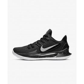 N4579 Basketball Shoe Nike Kyrie Low 2 EP-Black/Metallic Silver
