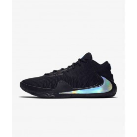 N4583 Basketball Shoe Nike Zoom Freak 1-Black/Photo Blue/Metallic Dark Grey/Multi-Colour