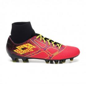 L4596 Football Boots LOTTO MAESTRO 300 II FG-CALYPSO PINK/ACACIA GREEN/ALL BLACK