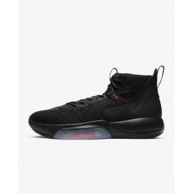 N600 Basketball Shoe Nike Zoom Rise-Black/Black