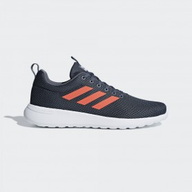 A4604 Men Lifestyle adidas Lite Racer CLN-Grey/Red/White
