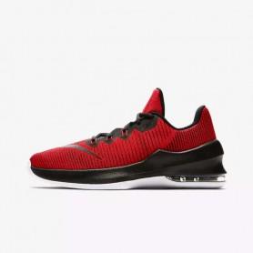 N0584 รองเท้าบาสเก็ตบอลเด็ก NIKE AIR MAX INFURIATE II-University Red/White/Black