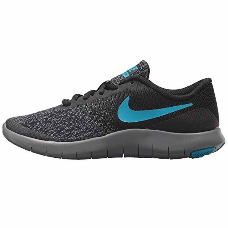 N0588 รองเท้าวิ่งเด็ก Nike Flex Contact GS -Black