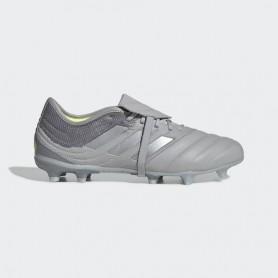 A4682 รองเท้าฟุตบอล รองเท้าสตั๊ด ADIDAS Copa Gloro 20.2 FG-Grey Two/Silver Metallic/Solar Yellow