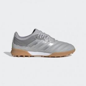 A4685 Football Boots ADIDAS Copa 20.3 TF- Grey Two/Silver Metallic/Solar Yellow