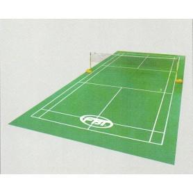 F4695 Badminton court F.B.T.