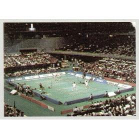 F4696 Badminton court NAGASE