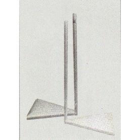F4699 Badminton/sepak takraw pole